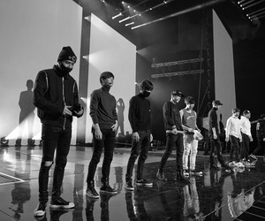 exo, rehearsal, and hunan tv image