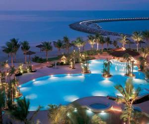 Dubai, pool, and beach image