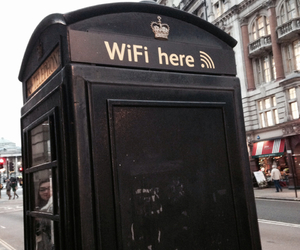 internet, wifi, and london image