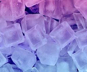 blue, colores, and ice image