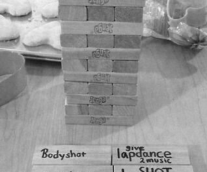 game, Jenga, and fun image