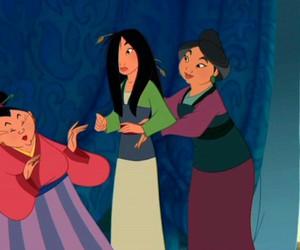 mulan and diseny princess image