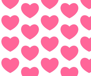 corazones, pink, and backgrounds image