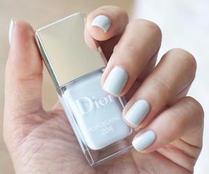 dior, makeup, and love image
