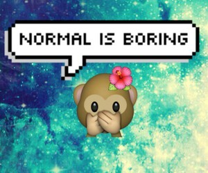 boring, is, and normal image
