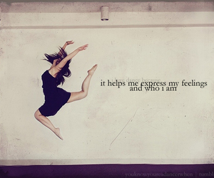dance, Dream, and inspiration image