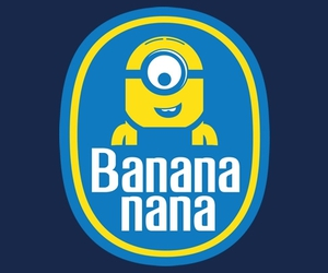 banana and minions image