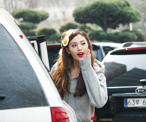 Nana and after school image