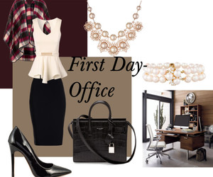 fashion, jane norman, and office image