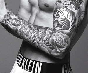 justin bieber, Calvin Klein, and Hot image