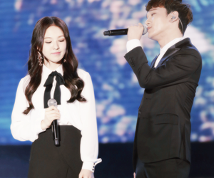 Chen, exo, and wendy image
