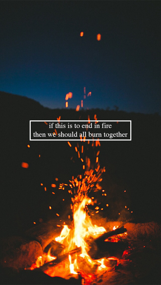 ed sheeran, fire, and i see fire image