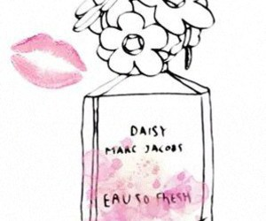 daisy, girly, and marc jacobs image