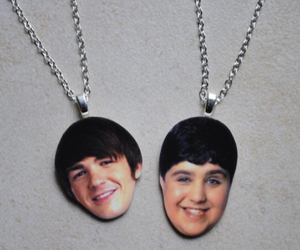 funny and drake and josh image