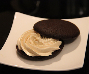 chocolate, cookie, and delicious image