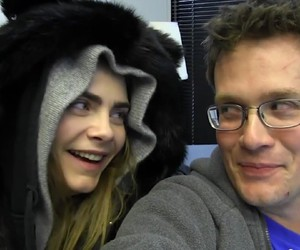 john green, smile, and paper towns image
