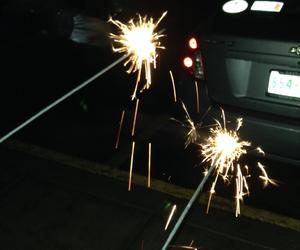 alternative, dark, and fireworks image