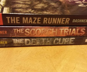 mazerunner, yass, and thescorchtrials image