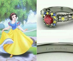 blancanieves and anillo image