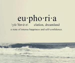 euphoria, happiness, and quote image