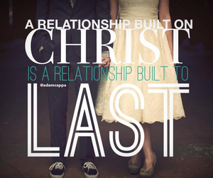 center, true love, and godly relationship image
