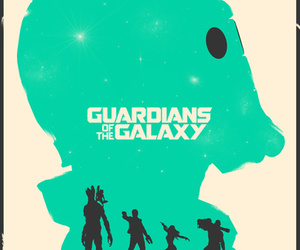 comic book, guardians of the galaxy, and movies image