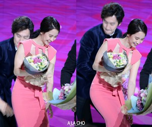 lee kwang soo and songjihyo image