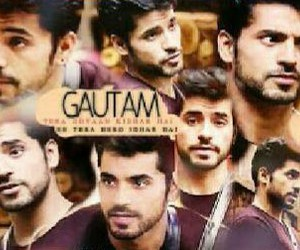 hero, hamdsome, and gautam image