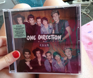 cd, music, and one direction image