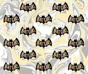 wallpaper, batman, and batgirl image