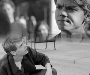 teen wolf, the maze runner, and thomas brodie sangster image