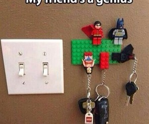 lego, key, and diy image