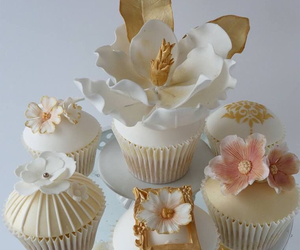 birthday, flowers, and peach image