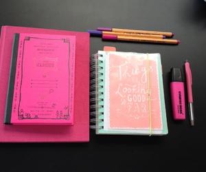 motivation, pen, and pencil image
