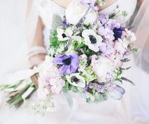 flowers, wedding, and beautiful image