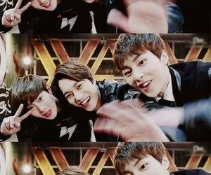 exo, exo-k, and xiumin image