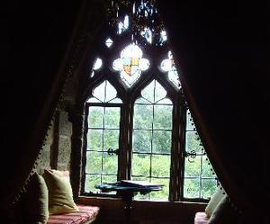 design, interior, and gothic image