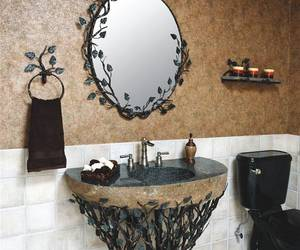 design, interior, and mirror image
