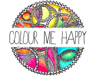 colour and happy image