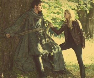 once upon a time, ouat, and emma swan image