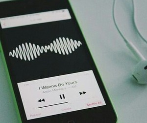 music, arctic monkeys, and i wanna be yours image