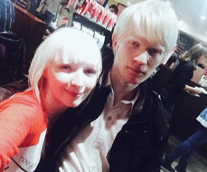 albino, beautiful, and sugar image