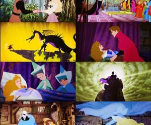 aurora, the sleeping beauty, and diseny princess image