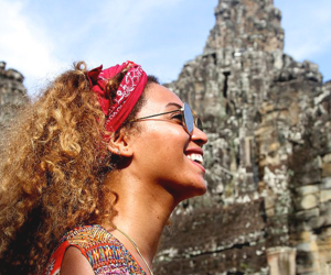 beyoncé and Cambodia image