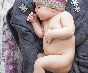 baby, child, and winter image