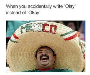 funny, lol, and mexico image