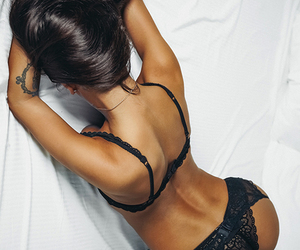 ass, brunette, and luxury image