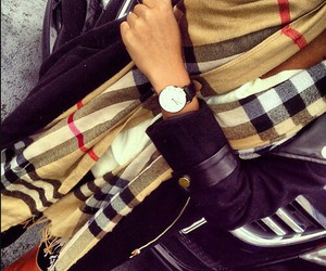fashion, style, and Burberry image