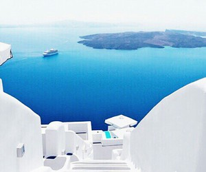beautiful and Greece image