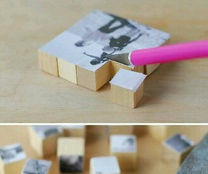 diy, puzzle, and love image